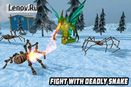 Ultimate Spider Simulator - RPG Game v 1.0 (Mod Money)