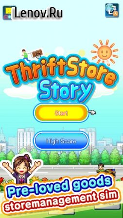 Thrift Store Story v 1.0.6 Мод (Infinite Money/Smile)