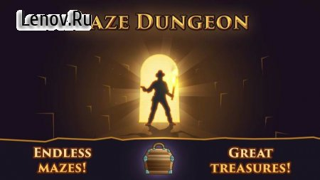 Maze Dungeon v 1.141 Мод (Unlimited bullets)