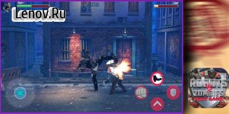 Robots Vs Zombies: Fight v 1.2 (God Mode/No Ads)