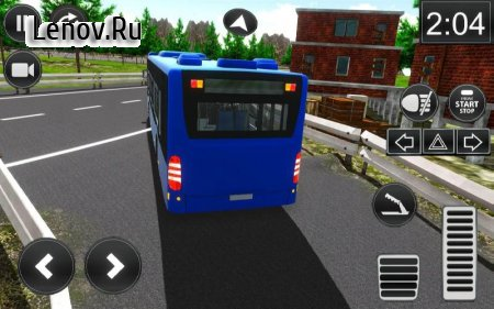 Countryside Big Bus 2018-Highway Driving Simulator v 1.3 (Mod Money)