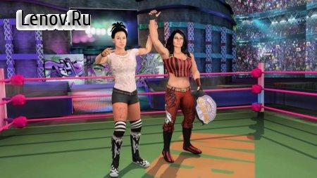 Bad Girls Wrestling Rumble v 1.3.8 (Mod Money)