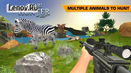 Safari Hunt 2018 v 2.2 (Mod Money)