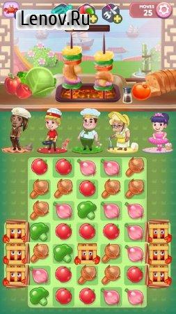 Fantastic Chefs: Match 'n Cook v 1.2 (Mod Money)