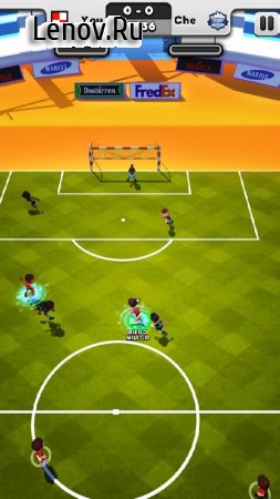 Football Fred v 161 (Mod Money)