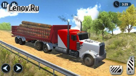 Cargo Truck Driver OffRoad Transport Games v 1.3 Мод (Unlocked)