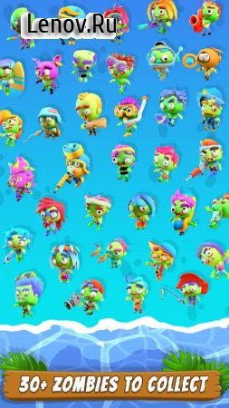 Zombie Beach Party v 1.1.6 (Mod Money)