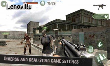 Zombie Killer Shot FPS v 1.0.2 (Mod Money)