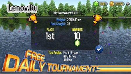 Master Bass Angler: Free Fishing Game v 0.44.0 (Mod Money)
