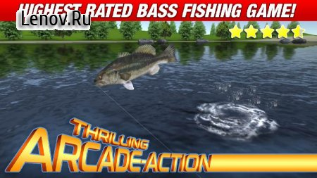 Master Bass Angler: Free Fishing Game v 0.62.0 (Mod Money)