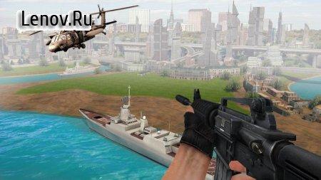 Air Force Shooter 3D - Helicopter Games v 26.4 (God Mode)