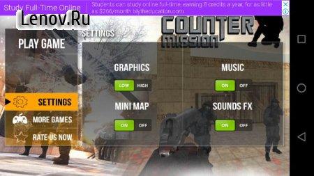 Counter Mission v 2 (Mod Ammo)
