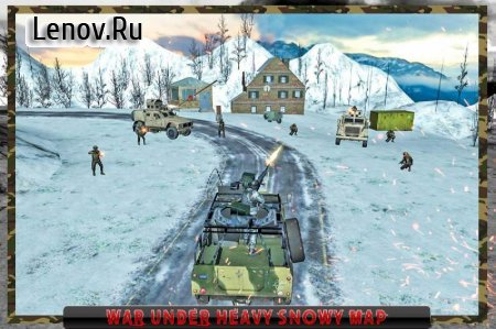 Army War Truck Driving 2016 v 1.1 (Mod Money)