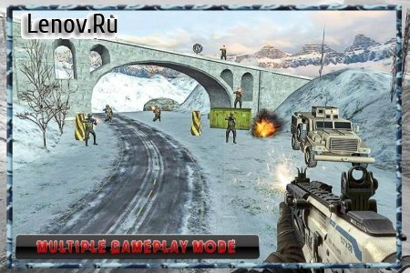 Army War Truck Driving 2016 v 1.1 (Mod Money)