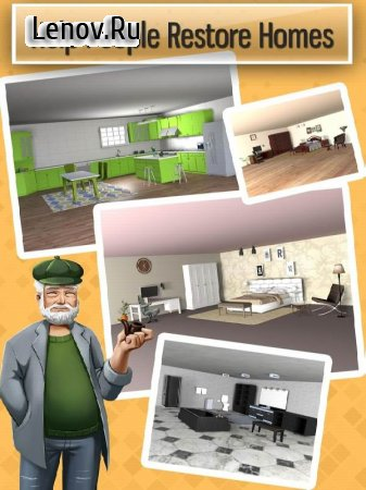 Home Design Dreams - Design Your Dream House Games v 1.4.0 (Mod Money)