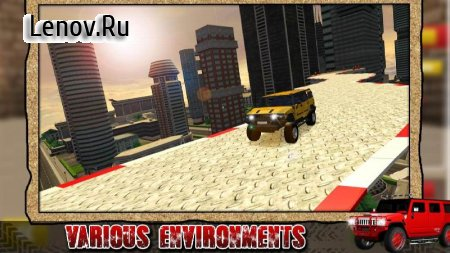 Extreme Adventure Car Racing Stunt v 1.0 Мод (Unlock racing)