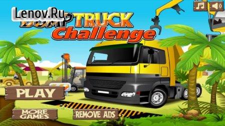 Dump Truck Challenge FREE v 1.1 Мод (Unlock all levels)