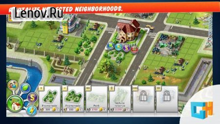 Green City: A Sim Builder Game v 1.0.0 (Mod Money)
