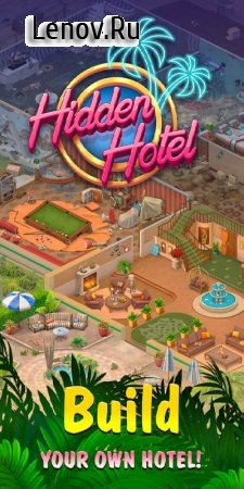 Hidden Hotel v 1.1.31 (Mod Money/Stars/Energy)