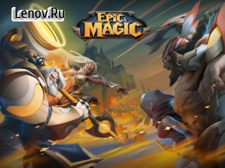 Epic & Magic v 2.3.2 (x10 DMG/GOD MODE)