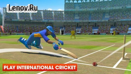 Real World Cricket 18: Cricket Games v 1.6 (Mod Money)