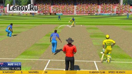 Real World Cricket 18: Cricket Games v 1.6 (Mod Money)