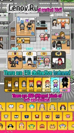 Monthly Idol v 4.79 Мод (Free Shopping)