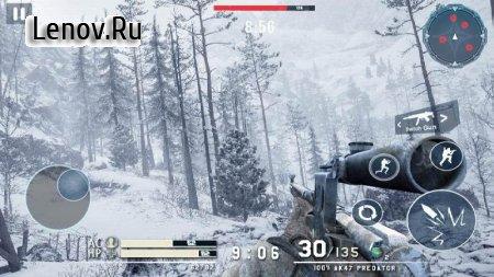 Frontline Sniper Shoot Action Battleground FPS v 1.3 (Mod Money/Free Shopping)