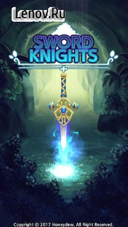 Sword Knights : Idle RPG v 1.3.53 Мод (Unlimited Gold/Magic Stones/Experience)