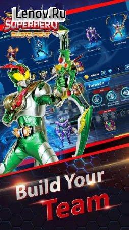 Superhero Sword v 1.1.21 (x20 DMG/GOD MODE)