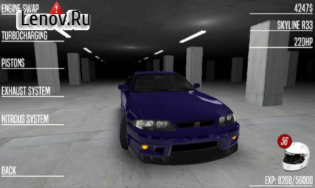Japan Drag Racing 3D v 1.0.0 (Mod Money)