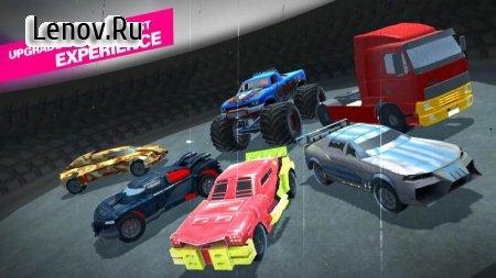 Stunt Car v 1.7 Мод (Unlocked)