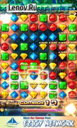 Jewels Dash v 1.2.9 (Mod Money)