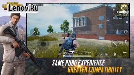 PUBG MOBILE LITE v 0.5.1 Мод (70% Hit bullet/Low damage/x1.5 Speed run)
