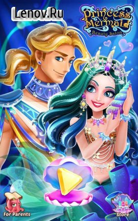 Princess Mermaid v 2.3.3107 (Mod Money)