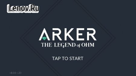 Arker: The legend of Ohm v 1.0.0