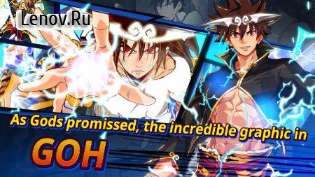 G.O.H - The God of Highschool v 1.4.2 (One hit/God mode)