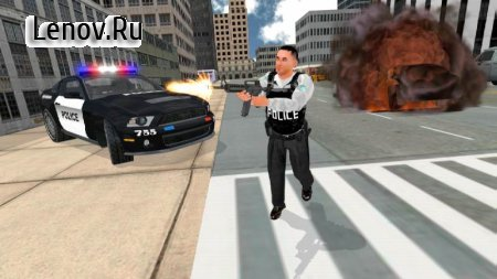 Cop Duty Police Car Simulator v 1.15 Мод (Unlocked)
