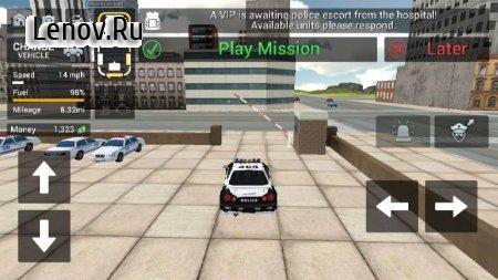 Cop Duty Police Car Simulator v 1.15 Мод (Unlocked)