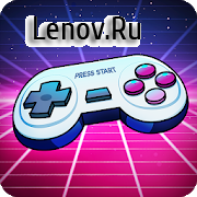 Press Start - Game Nostalgia Clicker v 1.0.3 Мод (Free Shopping)