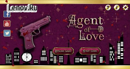 Agent of Love v 11.3.3 Мод (Unlocked)