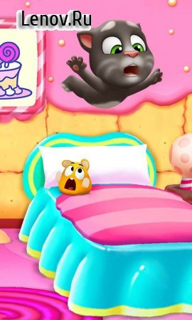 My Talking Tom 2 v 1.3.4.443 (Mod Money)
