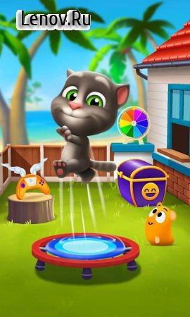 My Talking Tom 2 v 1.2.21.259 (Mod Money)