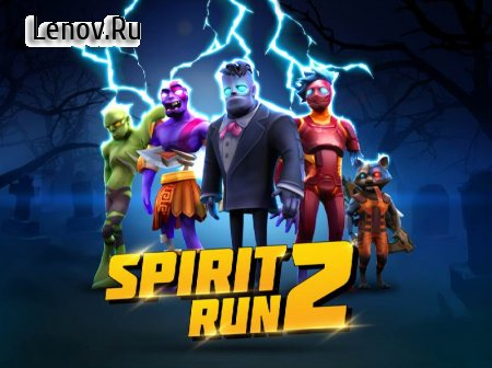Spirit Run 2 - Temple Zombie v 0.25 (Mod Money)