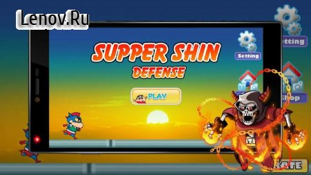 Shin Fight The Bad Guy v 1.1.0.0 (Mod Money)