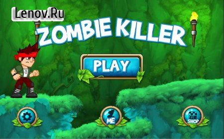 Zombies Killer v 1.0.0.2.2 (Mod Money)