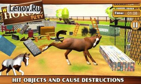 Wild Horse Fury - 3D Game v 1.4.1 Мод (Unlocked)