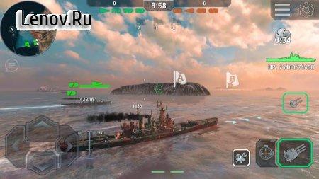 Warships Universe: Naval Battle v 0.7.1 (Mod Money)