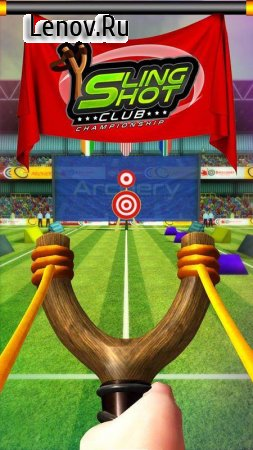Slingshot Club - Free Games v 1.3 (Mod Money)