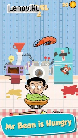 Mr Bean - Sandwich Stack v 0.0.19 (Mod Money)